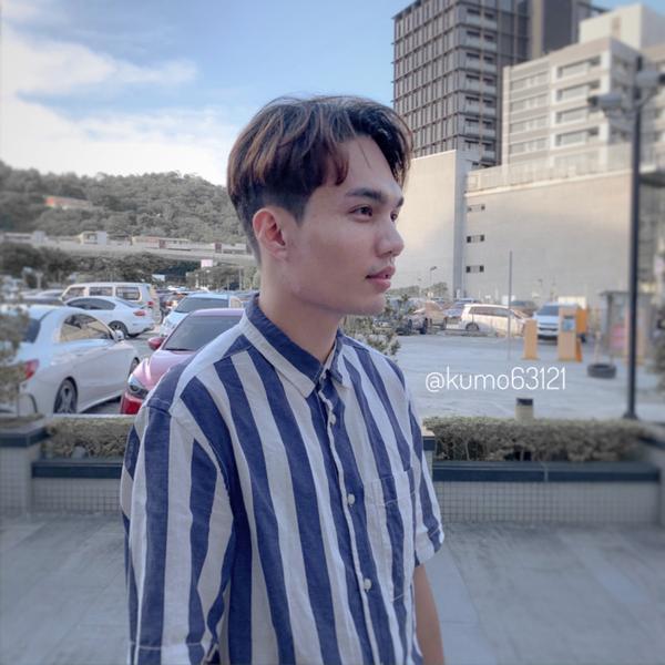 韓系髮型|男生的髮型選擇~#kumo作品   看個帥的r~~~  ✖️取名為渣男髮型(咦 修乾淨外輪