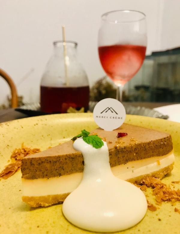 [新北-板橋]老宅的美味-merci crème板橋名店mercicafe的merci系列,在板橋總