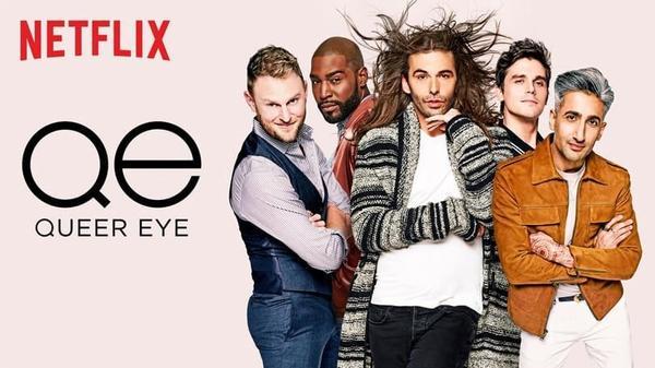 【Netflix看什麼】溫暖的〖酷男的異想世界Queer Eye〗讓你勇敢展現最真的自己你是否打開N