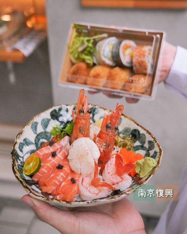 接近滿分的日式料理店❤️用心食材大家看得見😊📍台北•南京復興站 🌟THE.春🌟 - 🔻天使