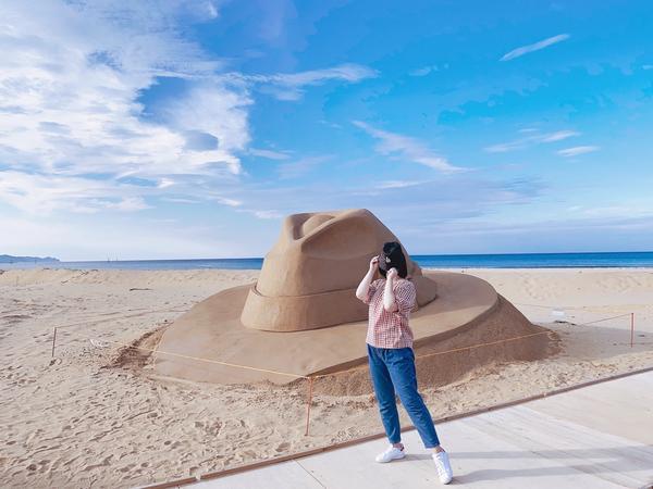 每年夏天都來報到的沙雕季📍 2020福隆國際沙雕藝術季 — 追蹤吃貨ʟᴏᴠᴇʀs Instagr