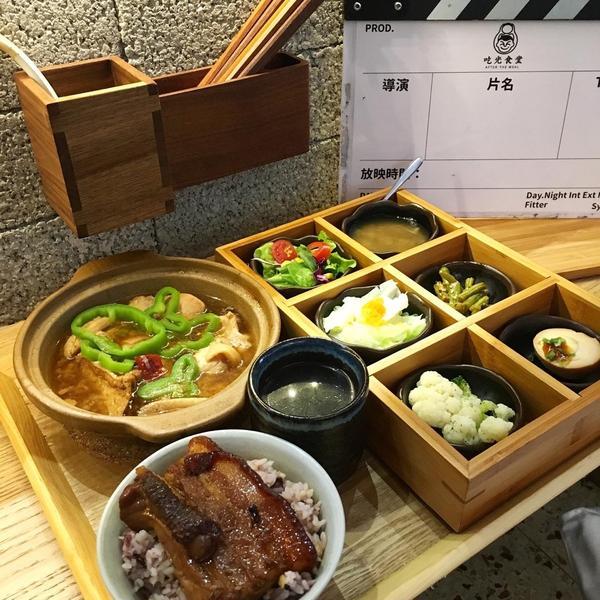 📍[台中西區]不容錯過文青電影食堂🎬📍[吃光食堂 After The Meal] #豬豬女子吃