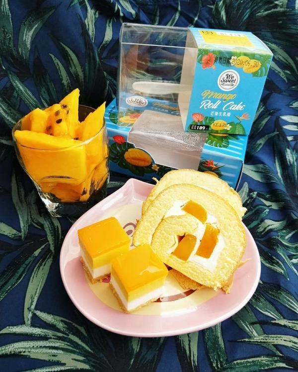 👉#旅人呷全聯 小資省錢術等待第二波特價購入#生乳酪 很可以,鮮豔色彩清爽#慕斯 一打開立馬