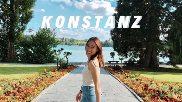【YouTube】德瑞最美邊界 Konstanz 康士坦茲哈囉!我是正在德國交換的學生這支影片是我到