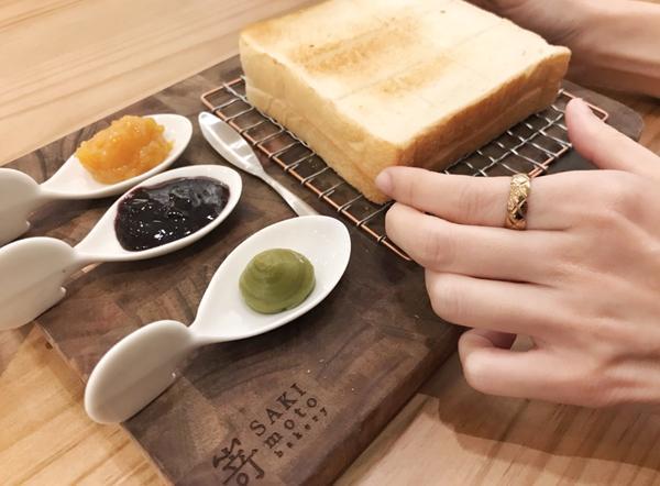 WnF Lifestyle/嵜本SAKImoto Bakery之前造成排隊搶購的生吐司終於在台北10