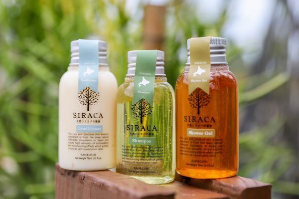 【日本天然保養品】SIRACA 白樺樹液洗沐保養組合來自北海道的好物推薦 這家專做純天然保養品的產