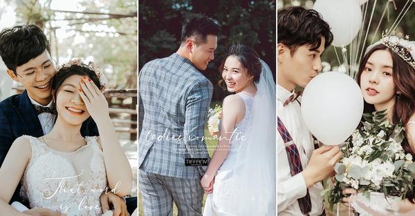 根本韓劇婚禮場景再現,女孩們都想要的夢幻婚禮場景! 台中心之芳庭首度開放,許諾教堂見證你幸福的瞬間♡