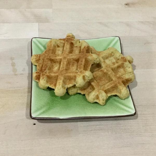列日鬆餅(Liege Waffle)~LiegeWafflewithoutpearlsugar(gl