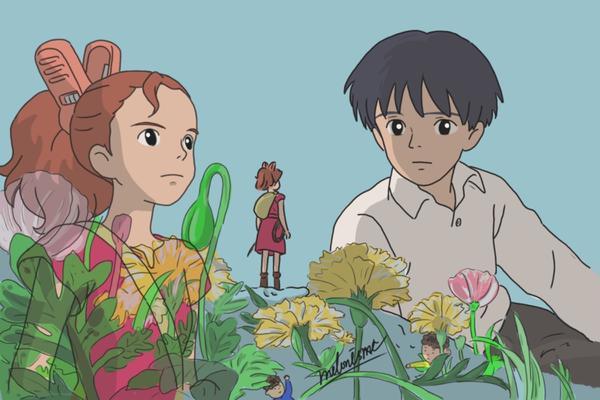不專業影評心得分享# Miyazaki作品模仿與二改(趕快強調不然又被嗆爆) 隱藏在花花世界的瓜泥(