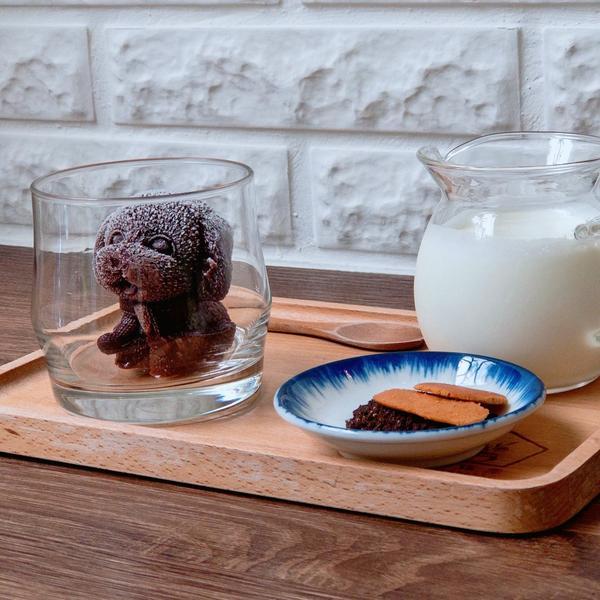 森林系女孩必訪的文青浪漫咖啡廳,療癒巧克力狗狗牛奶浴融化少女心   【新北中和區-新蘆線-永安市場站