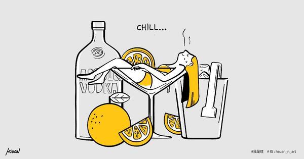 ( 𝔻𝕣𝕚𝕟𝕜|微醺 )下班Chill一下『經典電影調酒』DIY~慾望城市凱莉和007都
