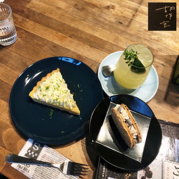 [ 胡作室 ]富有生活感的甜點店與私廚的結合隱藏在台南新樓醫院附近的小小甜點店, 給我一種很生活感的