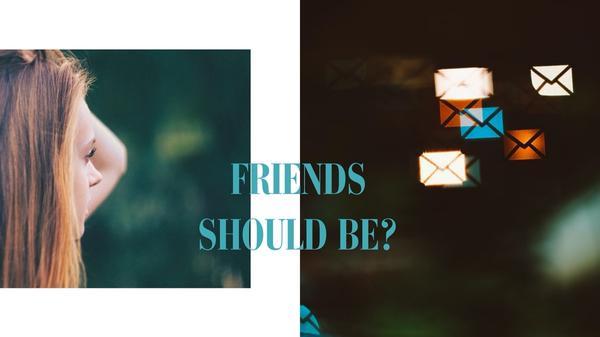 常常「真心換絕情」?當心有詐!這五種類型的朋友可能不是真心的!(撰文編輯/#執與粉絲專頁➡️與子成說