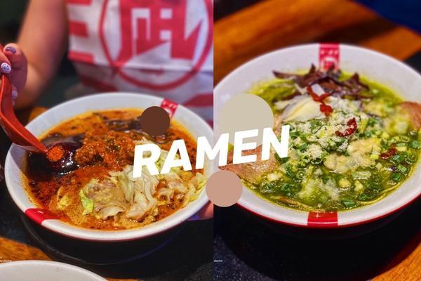 📌大安美食 連鎖拉麵店NAGI踩點,翠王,赤王你選哪一個?#凪Nagi👍整體最推薦:翠王🔆推薦