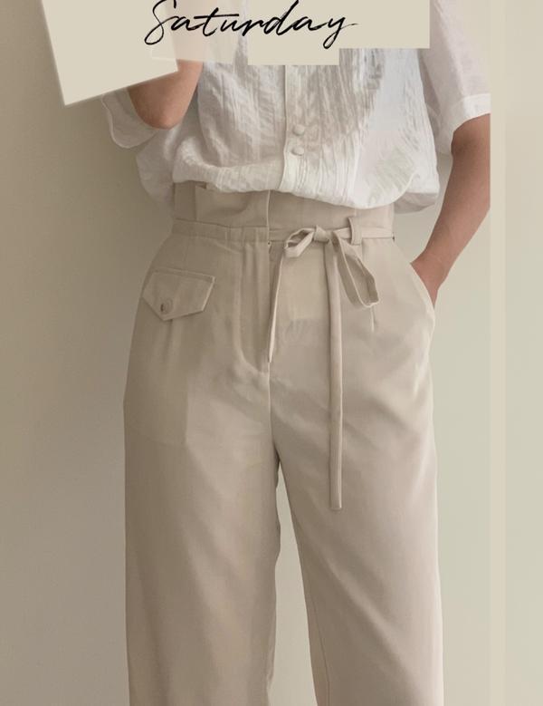 杏色穿搭| 身為白色、杏色控女子,衣櫃真的都是這些色系。 小資女上班忙碌,杏色比較不會出錯,夏天給人