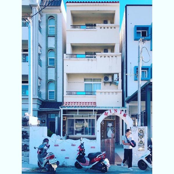 "Mini貓咪民宿館這是我來台東的第不知道🤷♀️幾次🤨 這不是重點""重點""是民宿很棒的概念🥰"