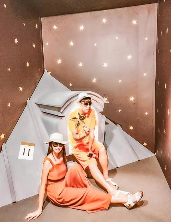 #尤傑尼歐特展 #西班牙奇幻攝影大師 #華山文創園區 #振興三倍券#文末有好康 超愛逛展的我們, 來