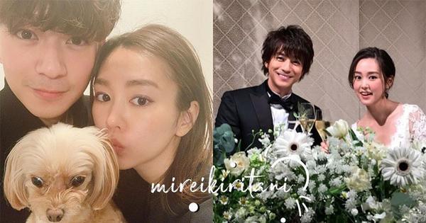 【波波快訊】桐谷美玲宣布喜訊,公布第一胎寶寶性別! 超人氣演員桐谷美玲和三浦翔平在2018年7月結婚