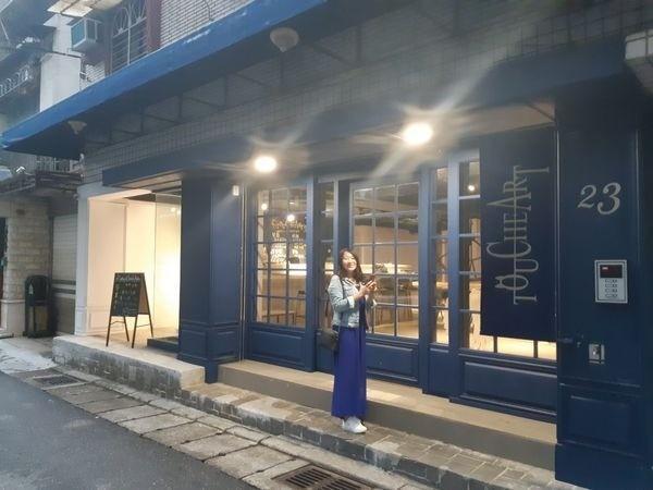 台北美食|捷運行天宮站|觸及真心ToucHeart|巷弄裡的療癒咖啡廳珊蒂一直對塔羅、身心靈療癒、寵