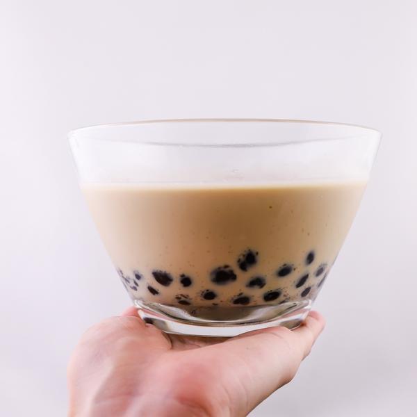 休閒食代黑糖風味珍珠熟粉圓👍在家也能喝到DIY珍珠奶茶 👀珍奶控快看過來!! 最近在家樂福看到