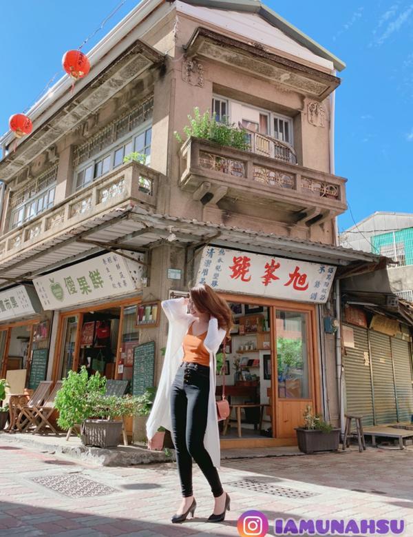 廢公主娜娜溜達ᴺᴼ.6 旭峯號|台南景點跟著本喵一起來台南穿越時空吧!  這次要去的景點—「旭峯號」