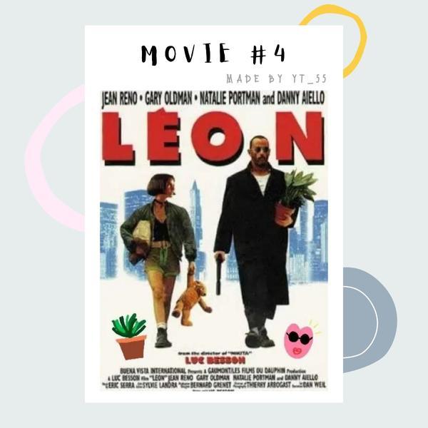 [電影:心得分享] 終極追殺令(Léon)(主觀評價)🎬名稱:終極追殺令(Léon)(中國大陸和香