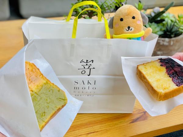 來自大阪的超軟三奇吐司sakimoto 萌萌園長來買最近很多人討論的大阪吐司,整條的吐司有固定出爐的