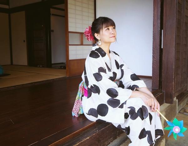 偽出國,一秒到日本!淡水這樣玩!身為愛旅行小姐,柴郡貓有自己獨特的旅遊觀!在平凡的日常生活當中尋找屬