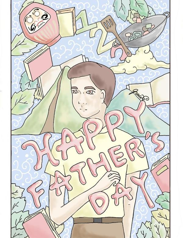 父親節立體鏤空卡片製作!#簡易手作#卡片哈囉大家好~我是愛畫畫的Grace,父親節要到了大家都準備好