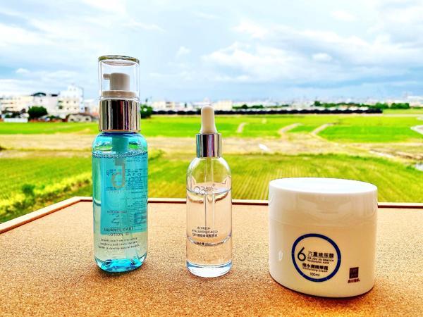 敏感肌必看!!!!敏感肌愛用補水美妝保養分享我的補水美妝保養好物及肌膚補水秘訣分享無添加的超保濕化妝