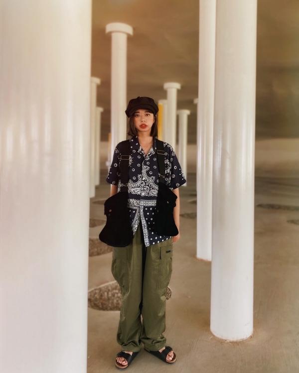 OOTD 每日穿搭: 歐嗨唷👋🏻~ 這次穿搭有種走在日本街道的感覺(好想去日本啊🇯🇵  Sn
