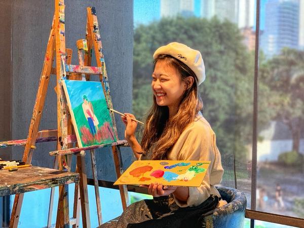 { 台灣 ▌台北 }  自由創作的小天地❤️The Escape Artist在台北總是去咖啡廳或是
