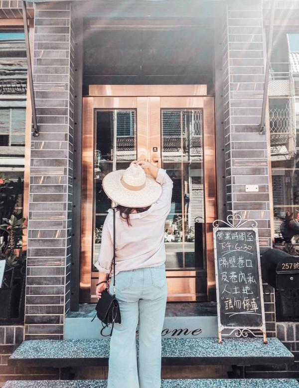 『台東』隱藏的優質咖啡廳!收藏在口袋名單中的『清厚咖啡』終於找到時間前往本來只是被他的外觀吸引有種日