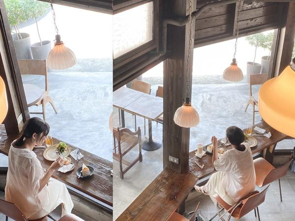 新竹-玻璃屋/手沖咖啡/不限時-暗室微光跟J我一起喝咖啡,不聊是非哦~✿在車水馬龍的馬路交叉口藏著一