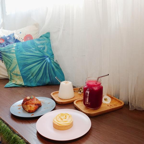 二訪👉桂舍Kuei Fleur🌷板橋最美花店+植栽咖啡廳3層樓透天老宅改建的空間 每1樓設計細節
