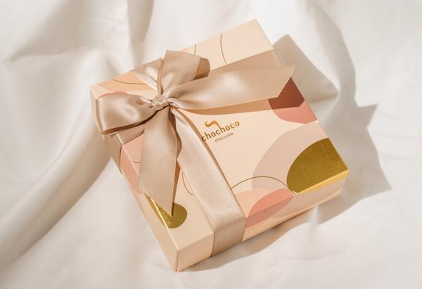 Chochoc 七夕情人節限定,3x濃情巧克力算一算每年情人節可以過三次,與伴侶相處有著三倍幸福及浪