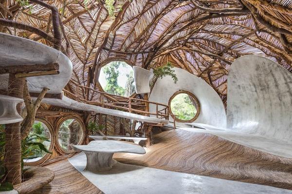 IK LAB蘊含生態意識的藝術畫廊,帶來前所未有的沉浸式體驗 藝術的靈感發想自生活,然而鑑賞若是與生