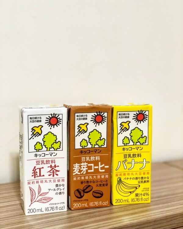 快看👀大創必買飲料🥤大家都知道大創什麼都賣🤣連飲料都有賣!聽說龜甲萬豆奶是去日本的人都必買!在