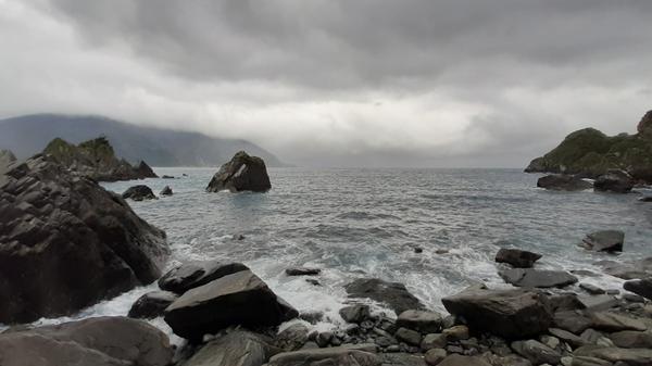 「宜蘭勁好耍」蘇花改秘境─粉鳥林海灘,帶著探秘與放慢腳步的心情享受自然美景講是講祕境,其實蘇澳蘇花改