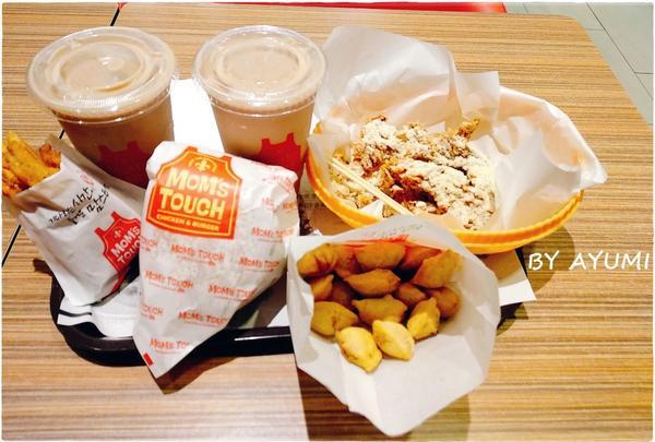 [台南東區韓式炸雞速食推薦]2004年創立於韓國首爾-MoM's TOUCH台南國賓店/推出振興組合