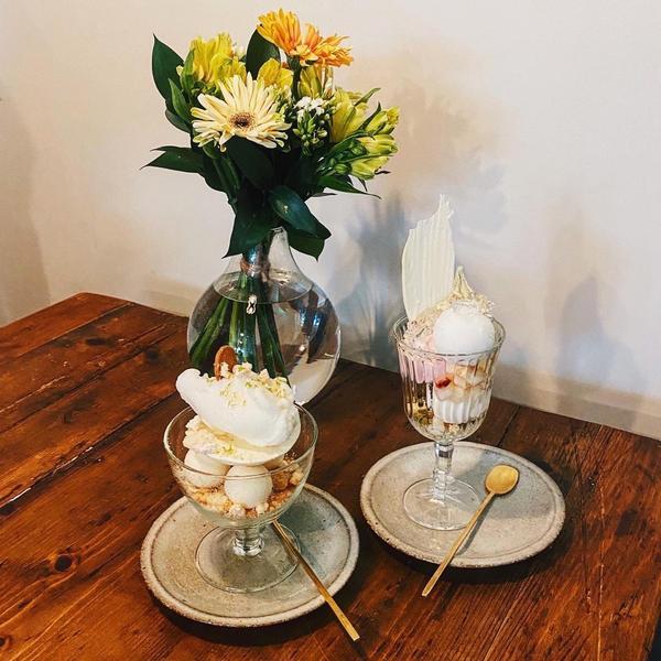吃吧|南京復興站美食「Deux Doux crèmerie」冰淇淋也可以是一種藝術品在IG上也是刮起