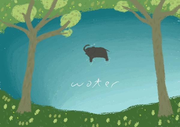 〈 關於水 〉💧數以千計的人沒有愛也能活,但沒有一個人缺了水還能活。⸺W.H.Auden&nbsp