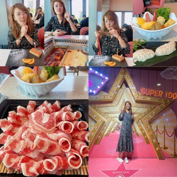 9/5生日行程昨天我生日,我和朋友去吃,在att for fun的新加坡網紅火鍋,美滋鍋,現在有做活