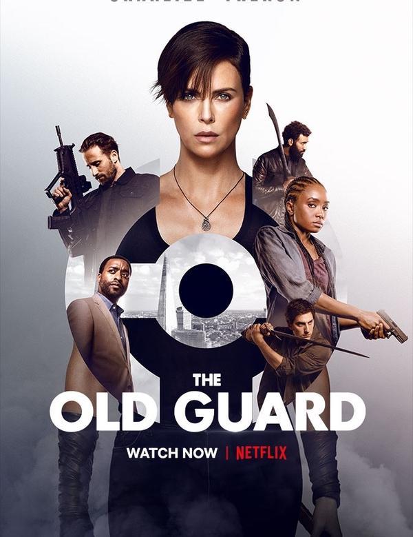 電影推薦🎬guagua看電影【Netflix 不死軍團】如果莎莉是女同 她一定是高級女同 怎麼可以