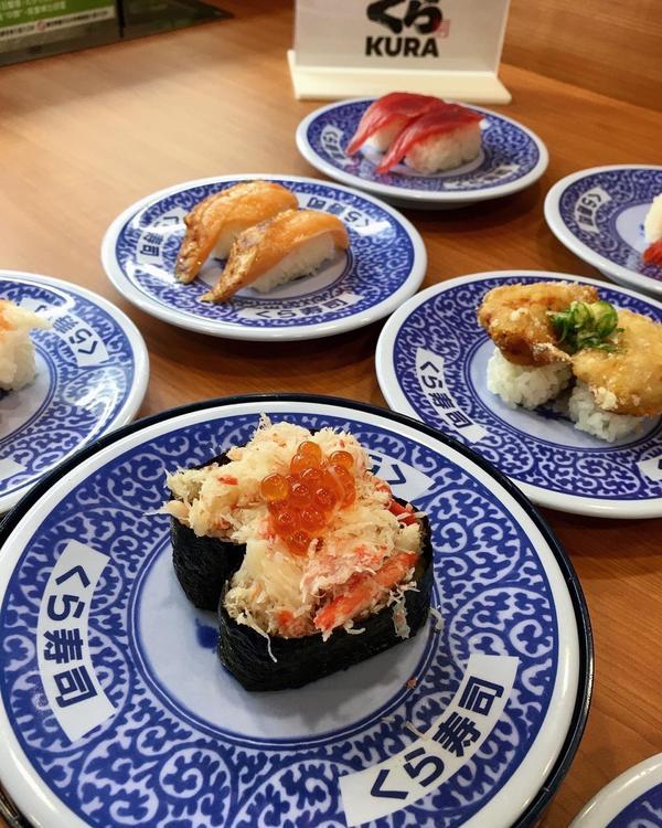 期間限定 - 藏壽司松葉蟹季藏壽推出期間限定的#松葉蟹季 🦀️ 蟹控要好好把握啊!!!品項選擇滿多