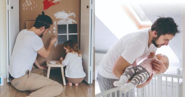 媽媽心碎瞬間:都是我顧孩子比較多,為什麼寶寶卻先喊爸爸?寶寶成長