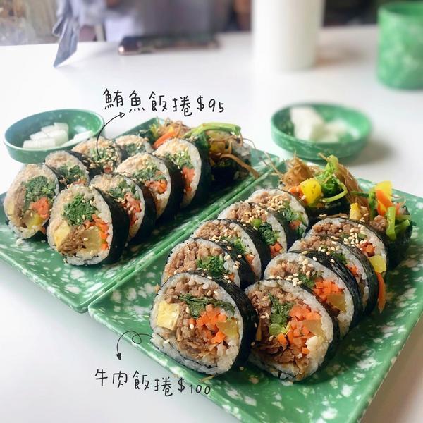 首爾飯桌📍首爾飯桌·台中西區 又是一家收藏好久的餐廳🥰 這家以韓式飯捲、鍋物為主的韓式料理 -