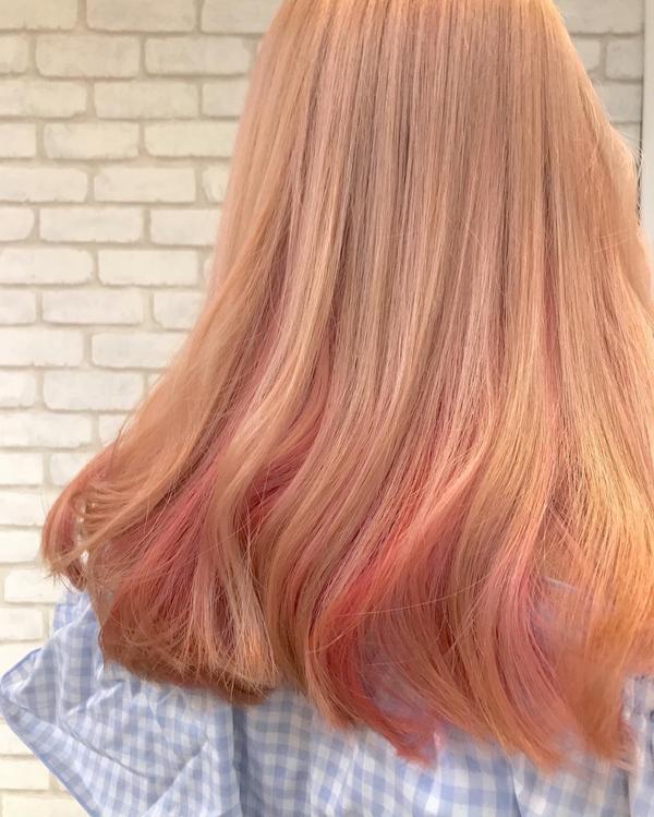 IG: @feat_taki.official 📷 女神製造:1499染髮。初次10 月預約 #全