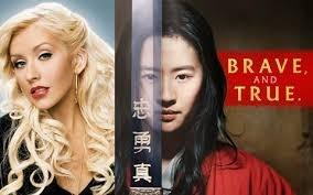 2020花木蘭主題曲-Christina Aguilera - Loyal Brave True 忠