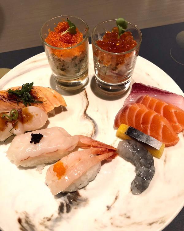 台北|微風信義46F Inparadise饗饗餐廳位於微風信義46樓的饗饗餐廳,視野相當的好,用餐可